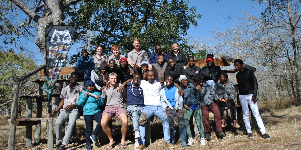 Spreading our goodness to Hoedspruit & Working with special needs children!